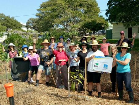 Fruit Forest Planting
