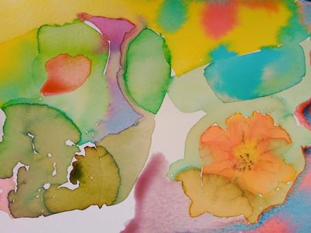 Watercolour Workshop with Megan Forward