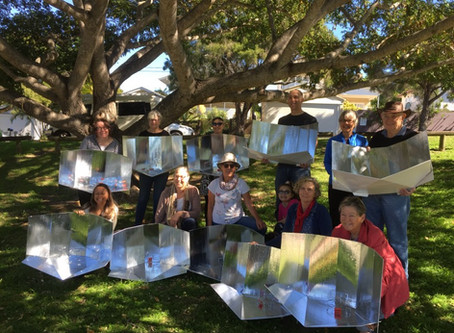 Solar Cooking Workshop