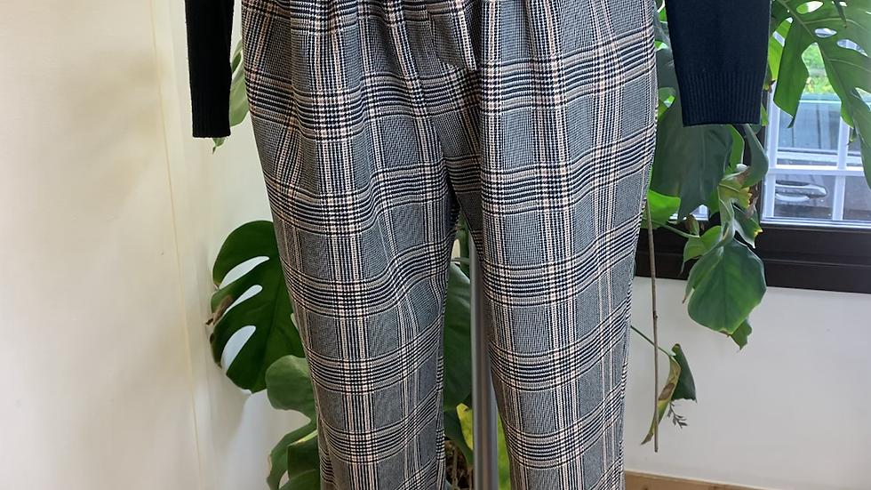 Pantalon carreaux (729)