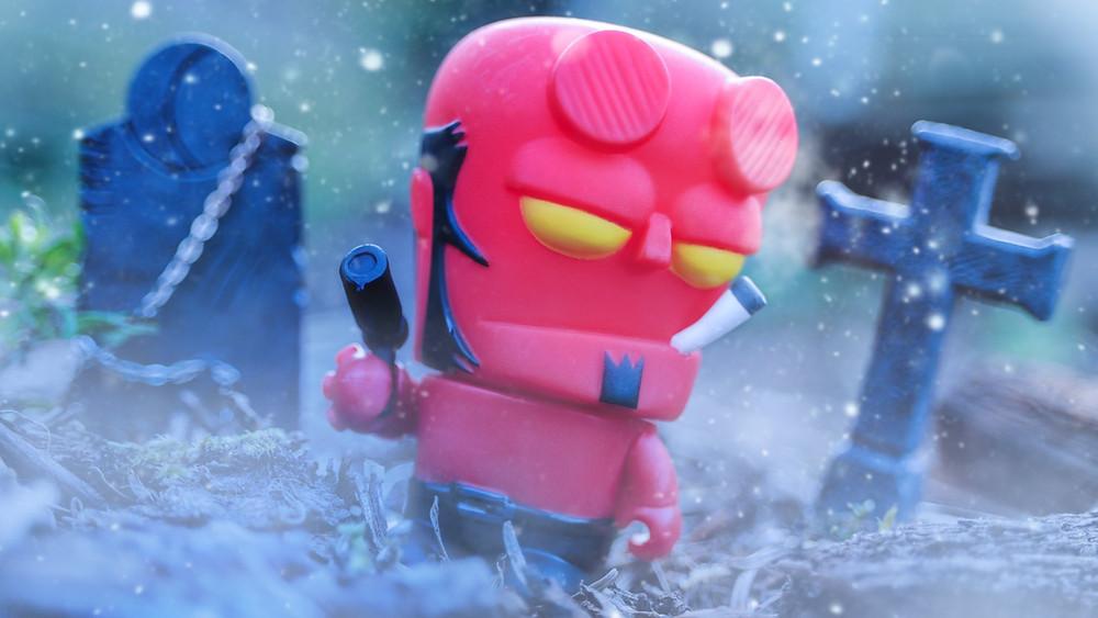Hellboy CultVinyl