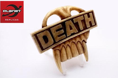 Judge Death Badge Replica
