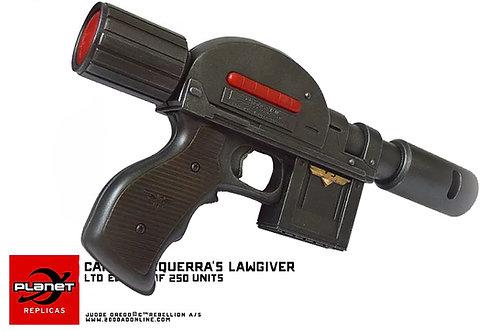 Carlos Ezquerra's Lawgiver