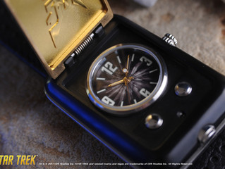 Star Trek 50th Anniversary Watch