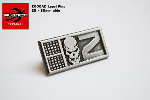 Gunnar Badge  Pin