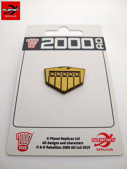 Justice Dept Badge  Pin