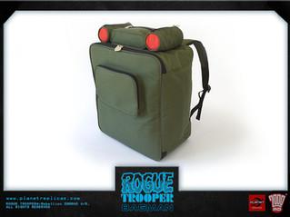 Rogue Trooper Bagman Backpack