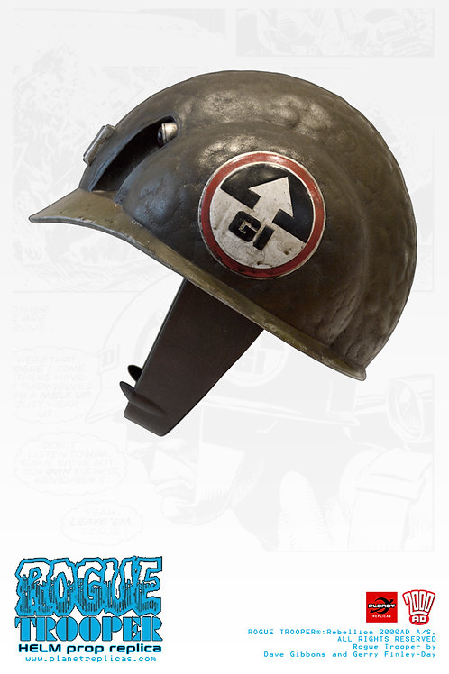 Rogue Trooper - Helm Replica