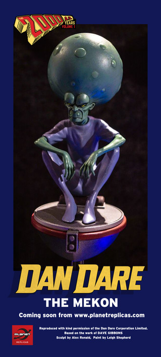 The MEKON -Limited Edition Statue