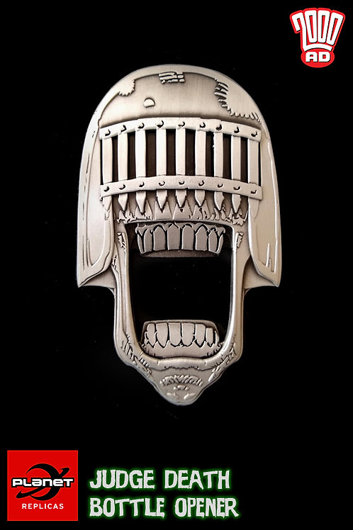 Judge Death Bottle Opener