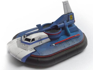 Gerry Anderson vehicles