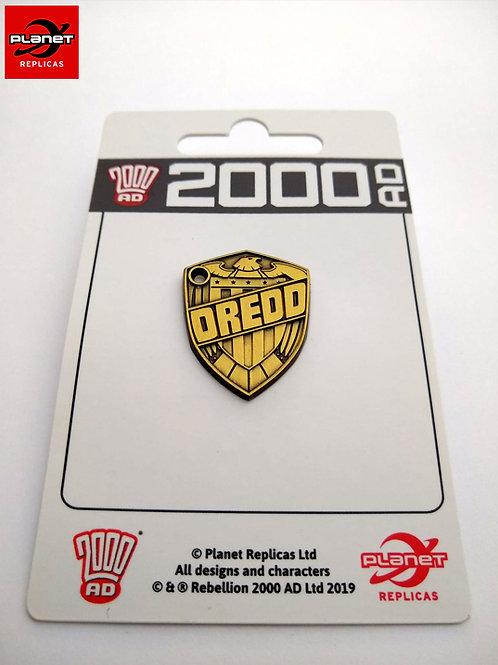Dredd Badge- Carlos style