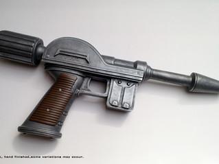 Lawgiver Mk1 Prop Replica