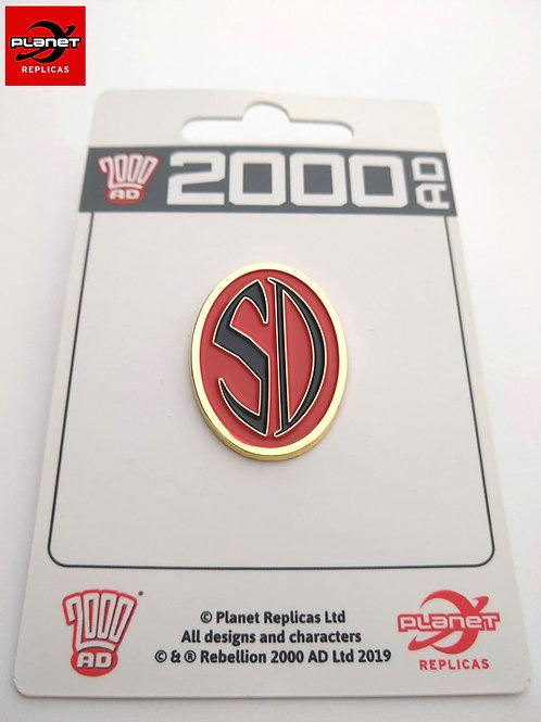 SD Badge  Pin