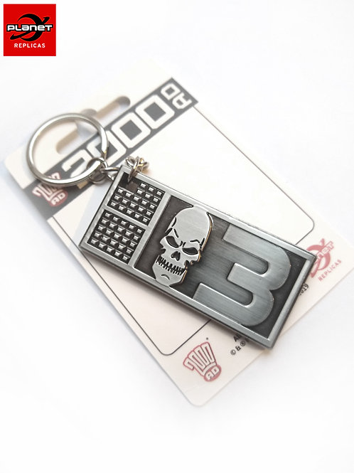 Bagman BioChip Keychain