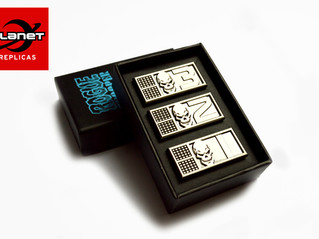 2000AD Pin Sets