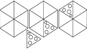 Hex-Tile Procedural City Generation