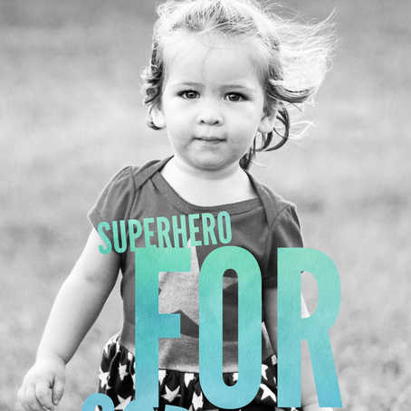Be the Superhero for God