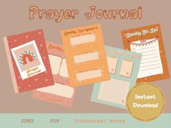 Prayer Journal Digital