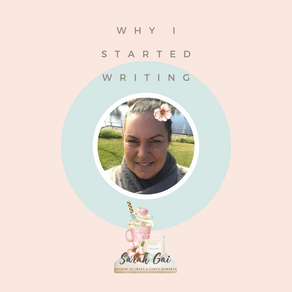 WHY I STARTED WRITING - QUESTION TIME