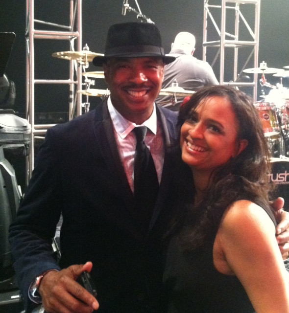 """Working with """"Dancing With Stars"""" MD Ray Chew"""