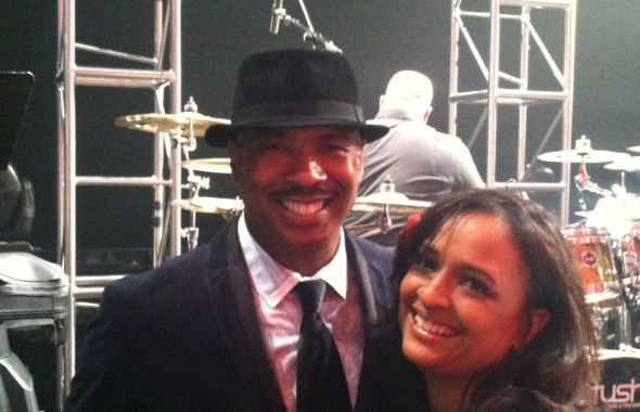 "Working with ""Dancing With Stars"" MD Ray Chew"