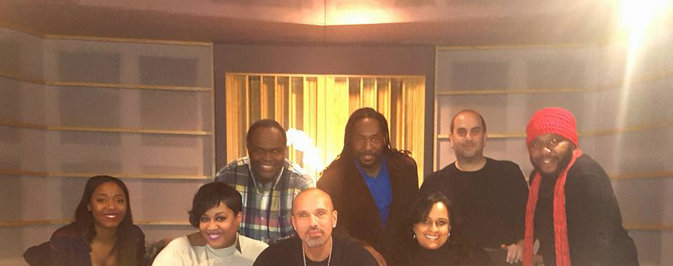 Dave Morales Recording Session