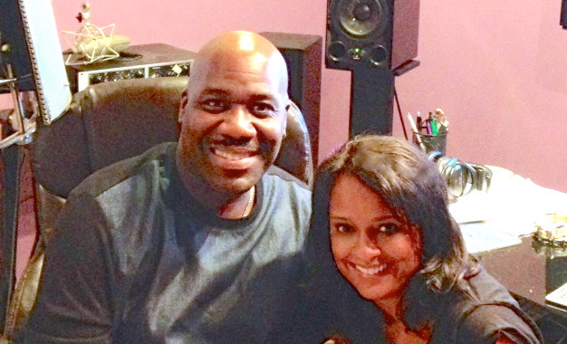 Will Downing Recording Session