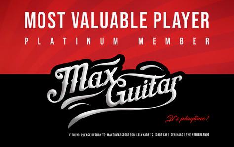max guitar