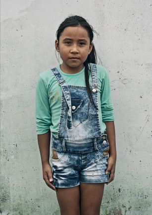 LATIN CHILD