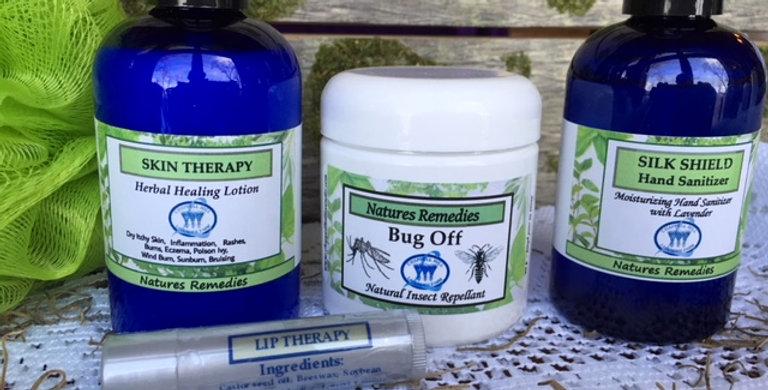 Natures Remedies Quick Fix Kit