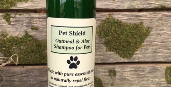 Pet Shield Soothing Shampoo