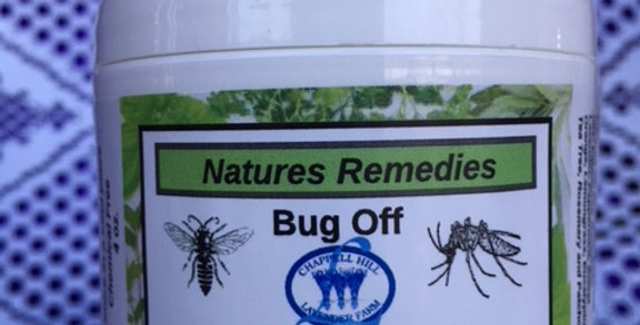 Bug Off Natural Insect Repellent Balm