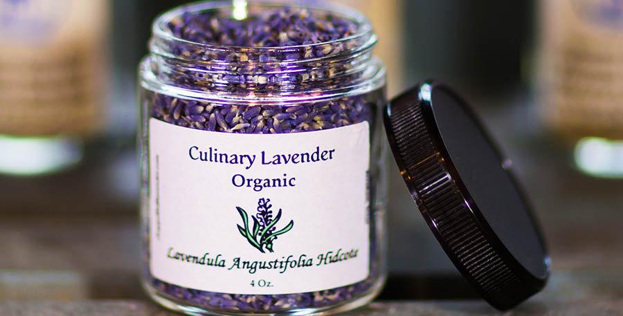 Culinary Lavender Buds