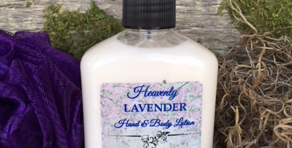 Heavenly Lavender Hand & Body Lotion