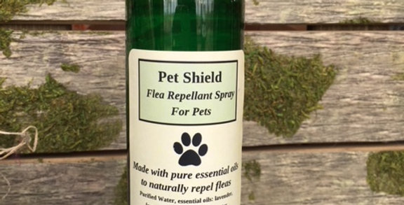 Pet Shield Flea Repellent Spray