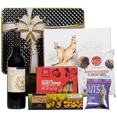 St Huberts Yarra Valley Cabernet Merlot Gift Hamper