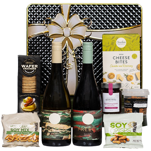 Preece King Valley Pinot Grigio and Pinot Noir Gift Hamper