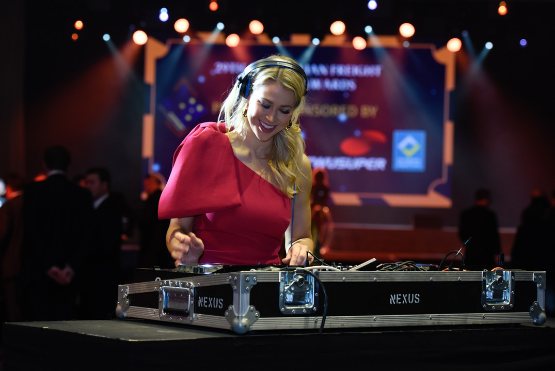 DJ Emma Peters