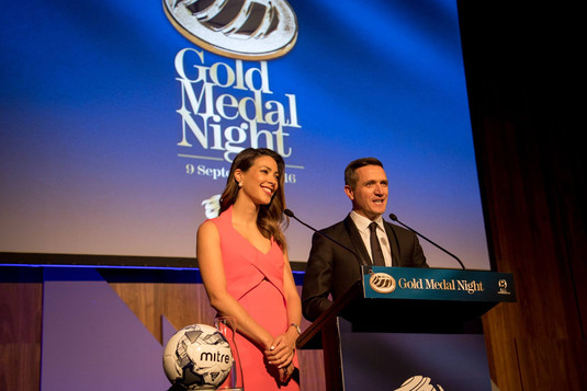FFV Gold Medal GALA Dinner