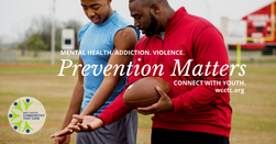 Connect with youth Campaign ad