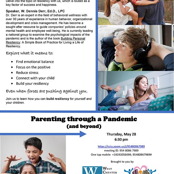 Resilience: Parenting through a Pandemic