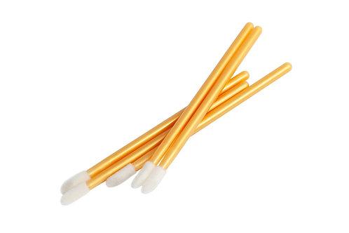 Microfiber lip wands - 50 pièces