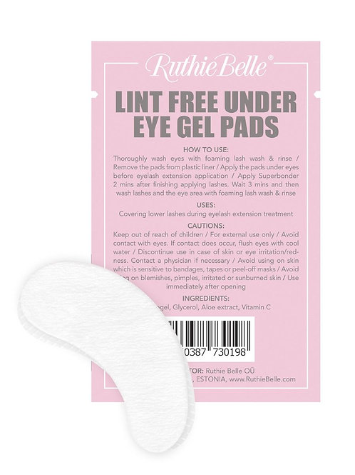 Super thin eye pads 1 paire