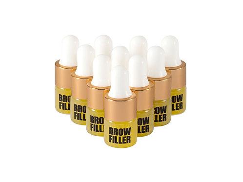 Brow Filler échantillons - 10 pièces