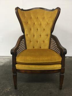 Hello Yellow Chair