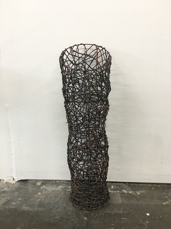 Twisted basket