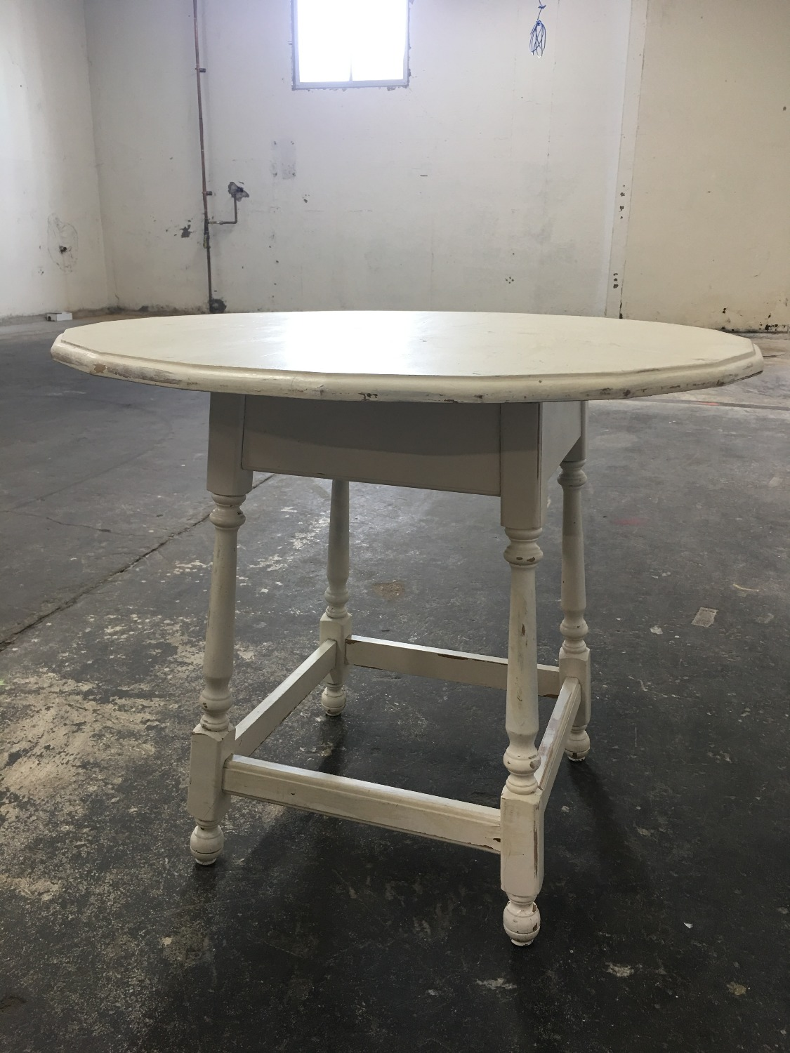 Antique Circle Table