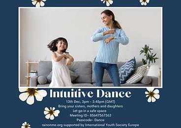 Intuitive Dance