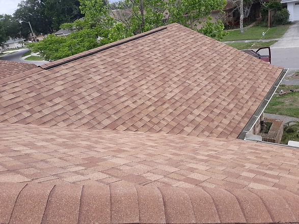 shingle roof in orlando florida